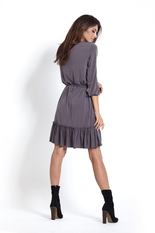 978ccaea88 Sukienki   221-GRAFITOWY