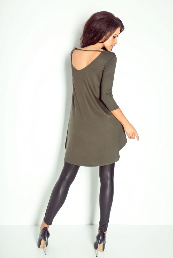 Spodnie T01-CZARNY