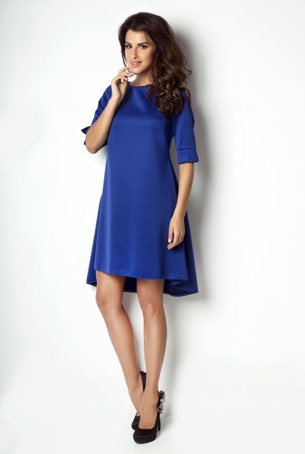 Sukienka 181-CHABROWY