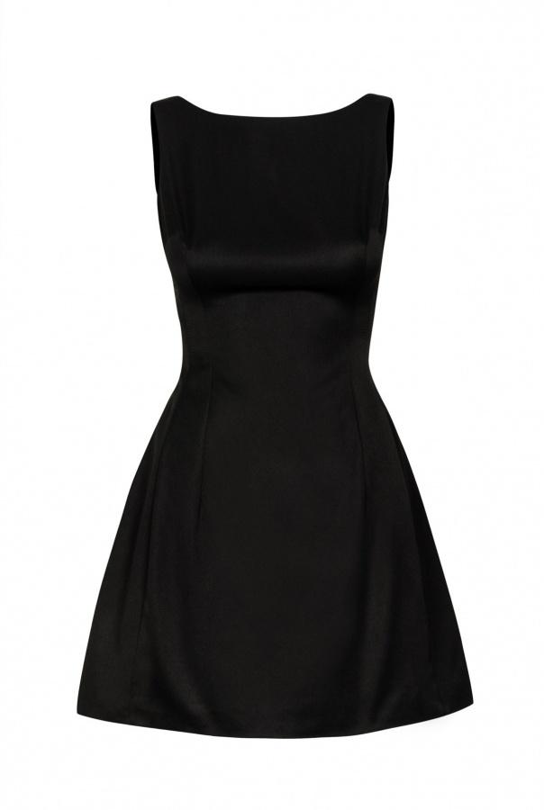Sukienki 186-CZARNY