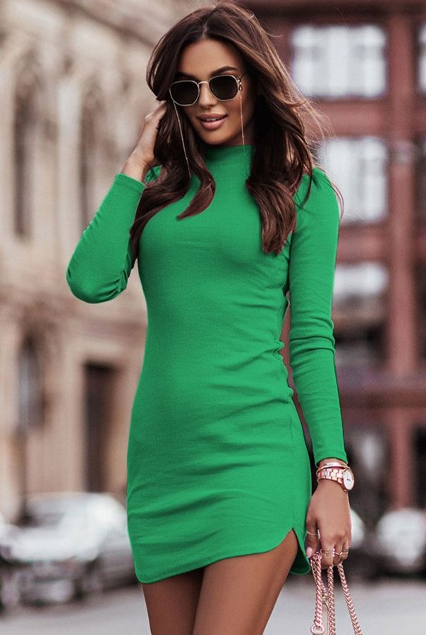 Sukienka MARINESSA 310-GREEN