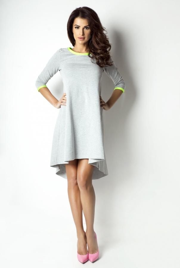 Sukienki D1-LIMONKA