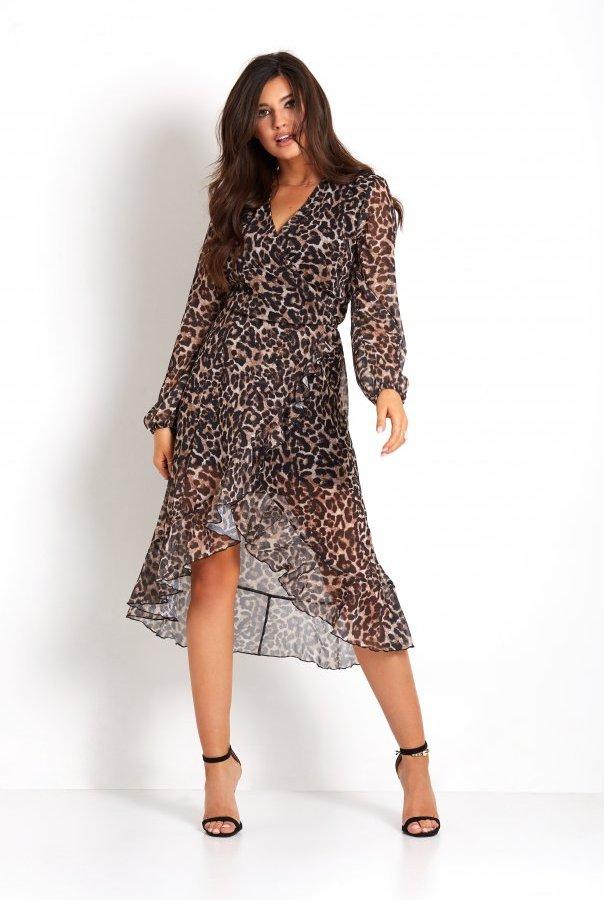 Sukienki 271-PANTERKA