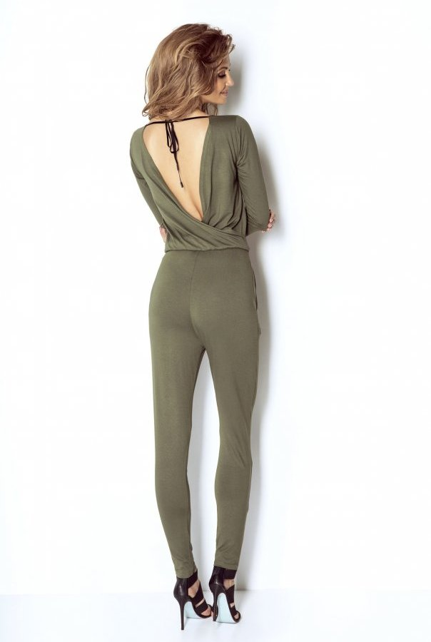 Spodnie ERINE-KHAKI