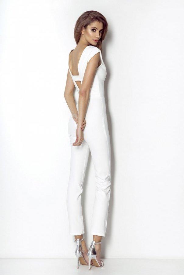 Spodnie MONIQUE-ECRU