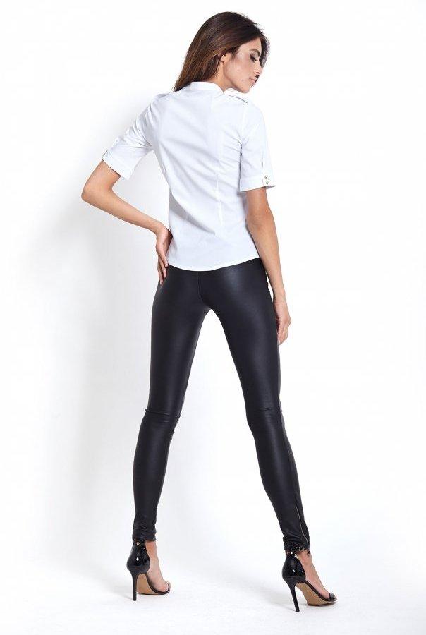 Spodnie T14-CZARNY