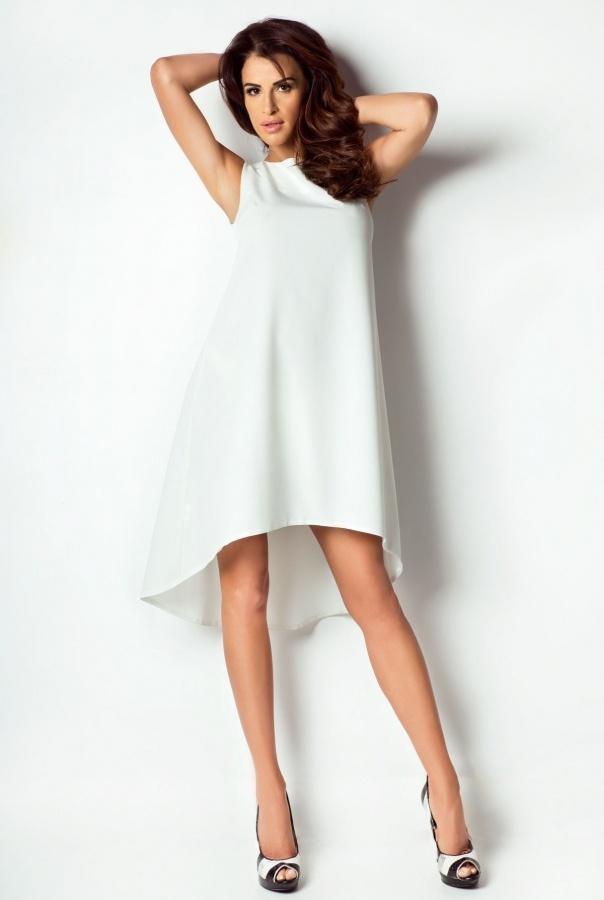Sukienki P2-ECRU
