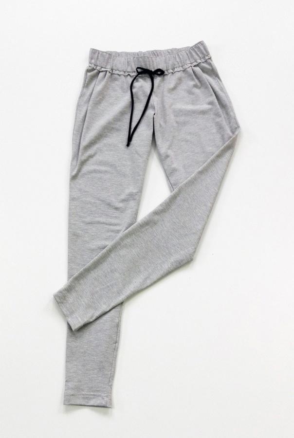 Piżamy PS04-SZARY