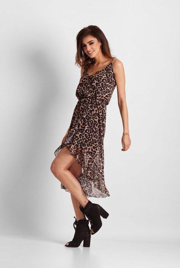 Sukienki 265-PANTERKA