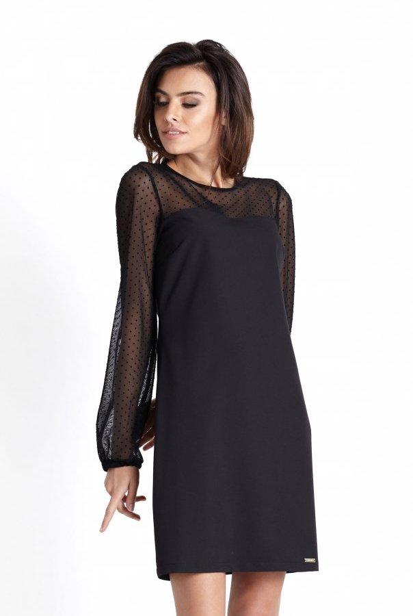 Sukienki 226-KROPKI