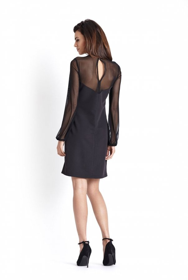 Sukienki 226-GŁADKA