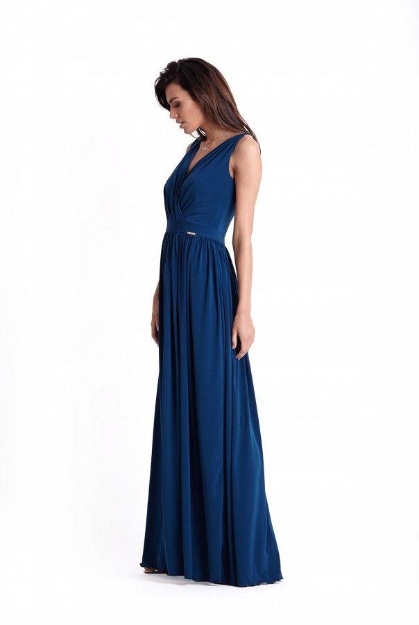 Sukienki 238-ATRAMENTOWY