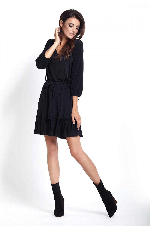 06ad270135 Sukienki   221-CZARNY