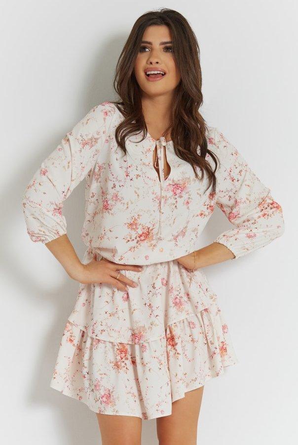 Sukienki 280-KWIATKI